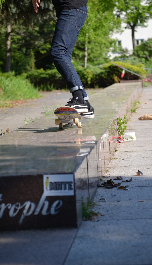 Chris Runde - Switch Nosewheely, Berlin, Foto: Yvonne Spiegelhauer