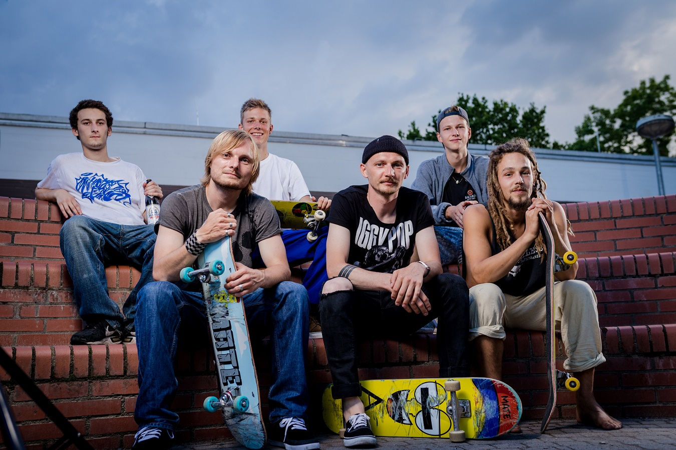Team MATESKATEBOARDS